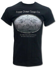Paper Street Soap Company T Shirt (Tyler Durden, Fight Club) Retro Movie Tee