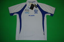 NORTH MELBOURNE KANGAROOS PRE SEASON POLO SHIRT WHITE ' SELECT A SIZE ' AFL NEW