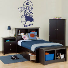 Super Mario (1) - Wall Decal Art Sticker Children Nursery Bedroom