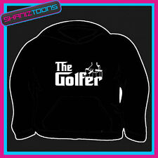 THE GOLFER HOODY HOODIE ALL SIZES & COLOURS
