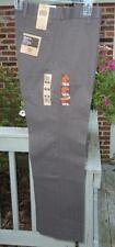 Dockers Men's D2 Straight Fit Iron Free Patterned Pants SIZES! NWT Flat Front