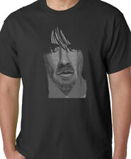 ANTHONY KIEDIS MENS MUSIC T SHIRT RED HOT CHILI PEPPERS NEW TOP GIFT W42