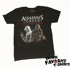 Assassin's Creed III 3 Game Revelations Gamer Licensed Adult T Shirt S-XXL