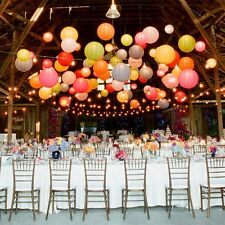 "6"",8"",10"",12"",14"",16"",18"" Chinese paper lanterns optional size&colors wedding"