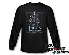 The Hobbit Thorin Stare Officially Licensed Adult Long Sleeve S-2XL