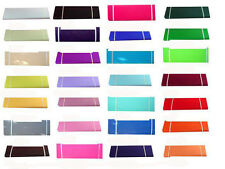 """5 Bolts 54""""x 40 Yards Tulle Bridal Quality 100% Nylon 25 Colors Wedding Draping"""