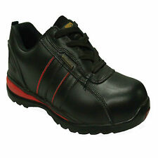 MENS SAFETY WORK BOOTS SHOES LADIES TRAINERS STEEL TOE CAPS 6-12UK RRP £49.99