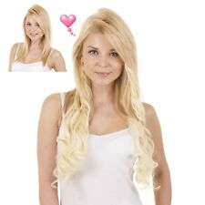 """Clip in Full Head Curly Hair Extensions 