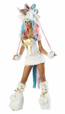 Authentic Josie J Valentine Unicorn Rave Pony Womens Costume S, M, L or XL USA