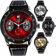 Fashion New Men's Steampunk Style Luxury Sport Automatic Mechanical Watch Odm 51