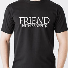 FRIEND WITH BENEFITS 69 sex sea horny slut  wet vintage sexy retro Funny T-Shirt