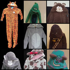 ♥ BNWT ♥ PRIMARK ALL IN ONE PYJAMAS ♥ KIDS BOYS GIRLS ♥ SLEEPSUIT 5-13