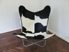 Cowhide Leather BKF Butterfly Chair Hardoy Chair