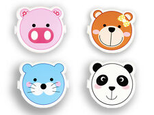 Japanese Bento Boxes - Childrens Lunch Boxes - 4 Adorable Animal Designs **UK**
