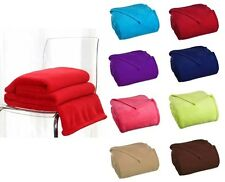 Super Soft Diamond Fleece Blanket Full/Queen Throw - Available in 8 Colors