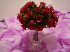 144 Pieces Mini Roses Wedding Craft Supply Favor Decorations Baby Shower DIY