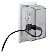 safety outlet covers for babies ebay. Black Bedroom Furniture Sets. Home Design Ideas