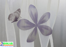 "new privacy floral decorative frosted glass window film 35""x2 6 9 ft feet GW012"