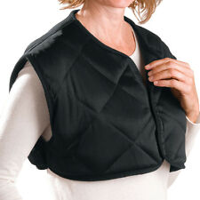 Hot & Cold Pain Relief Therapy Vest Freeze or Heat to Soothe Muscles