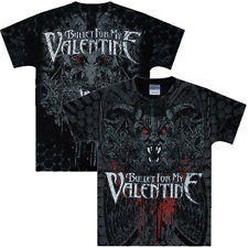 BULLET FOR MY VALENTINE Demon ALL OVER Official SHIRT S M L XL T-Shirt NEW