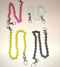 WALLET CHAINS- 15 INCHES- HEAVY DUTY BIKE CHAINS IN VARIOUS COLORS