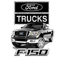 Ford F150 T-Shirt Ford Trucks F-150 Adult T-Shirt JERZEES SM To 5XL THE BEST