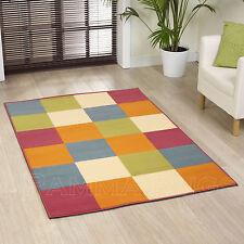 LARGE MEDIUM EXTRA LARGE MODERN MULTI COLOURED RUGS CHEAP AND BEST PRICE