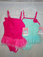 Girls Very Cute!!Tutu Swimsuits NWT UPF 50+ excellet UV protection!!!!!