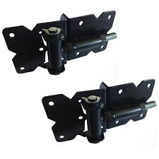 Vinyl Fence Gate Hinges ~ Self Closing : Vinyl, PVC Fencing Gate Hinges