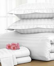 1000TC Hotel Brand Whites 4pc Sheet Set Collection 100%Egyptian Cotton