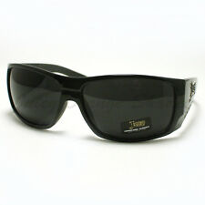 Authentic Locs Sunglasses Mens Gangster Style Dark Lens Shades