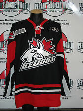 Mississauga Ice Dogs CHL/OHL Replica Jersey *NEW* XXL (BLACK, WHITE, RED)