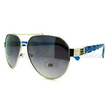 Womens Aviator Sunglasses Luxurious Designer Fashion DG Eyewear