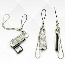 4-32GB Mobile phone chain waterproof USB 2.0 Memory Flash Stick Pen Drive UY30