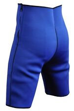 NEOPRENE SHORTS-compression sauna shorts suit gym thermal leg Weight Loss