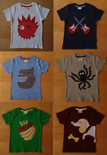 Boys Top MINI BODEN T-Shirt baby 18/24 months 1 2 3 4 5 6 7 years NEW SIZING