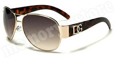 NEW DG Classic Aviator MENS WOMENS Sunglasses-NWT's-Pick Your Color-Hot Style!