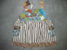 NWT & Bag Matilda Jane Zephyr No Knot Top You and Me 8 10 SHIP FREE