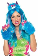 Scary Barry Furry Monster Costume Kit Halloween Costume Accessory