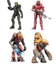 Halo 4 Series 1 Grunt Zealot Master Chief Spartan Figure Collectors New Boy Toy