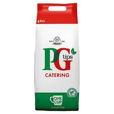 ORIGINAL PG TIPS TEA BAGS - 460 ONE CUP PYRAMID TEA BAGS