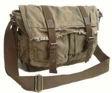 """14.5"""" Casual Style Canvas Messenger Bag C39"""