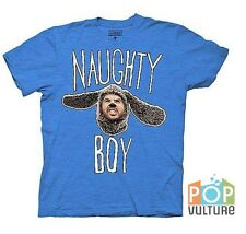 Wilfred Naughty Boy Blue T-Shirt, new licensed apparel