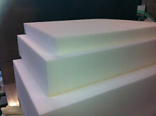 Upholstery Foam cushions Luxury replacement soft SEAT & BACK foams FREE DELIVERY