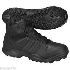 NEW ADIDAS GSG 9.4 BLACK MENS BOYS LOW DESRT MILITARY SAFETY BOOTS TRAINERS