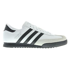ADIDAS ORIGINALS BECKENBAUER WHITE SIZE 7-12 SHOES TRAINER LEATHER CASUALS NEW