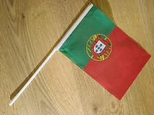 Portuguese Hand Waving Flags National Flag of Portugal