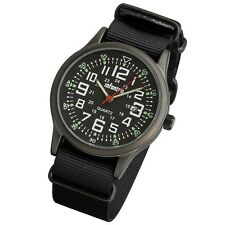 New INFANTRY Mens Black Date Police US Army Outdoor Wrist Watches Royal Military