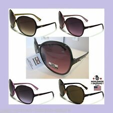 Brand New Retro Vintage Shades Oversized Womens Designer Sunglasses DG485MIX