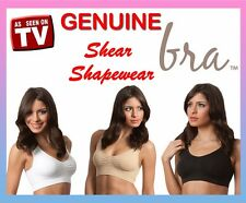 Shear Shapewear Seamless Sports functional comfort bra ahh so comfy M L XL XXL